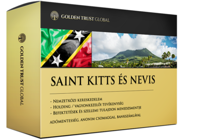St. Kitts & Nevis, adómentes, anonim offshore cég