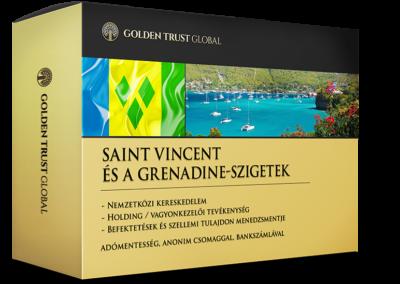 St. Vincent, adómentes, anonim offshore cég