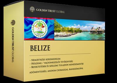 Belize, adómentes, anonim offshore cég