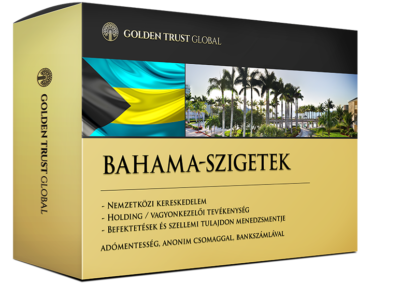 Bahama-szigetek, adómentes, anonim offshore cég