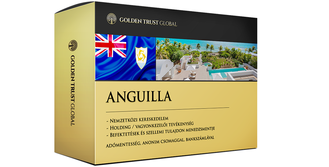 Anguilla, adómentes, anonim offshore cég