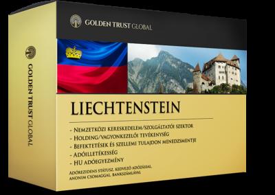Liechtenstein, adórezidens presztízs cég offshore előnyökkel