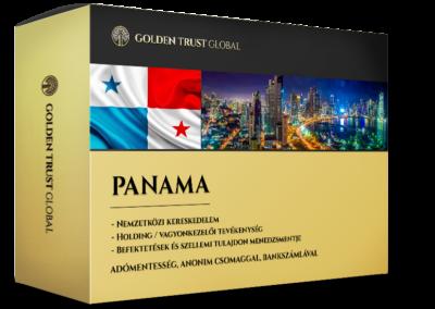 Panama, adómentes, anonim offshore cég