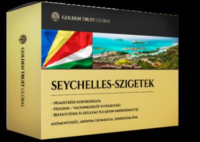 Seychelle-szigetek, adómentes, anonim offshore cég